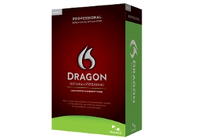 Spraakherkenningssoftware Dragon