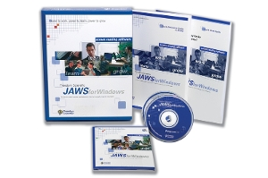 JAWS softwarepakket