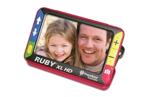 RUBY® XL HD